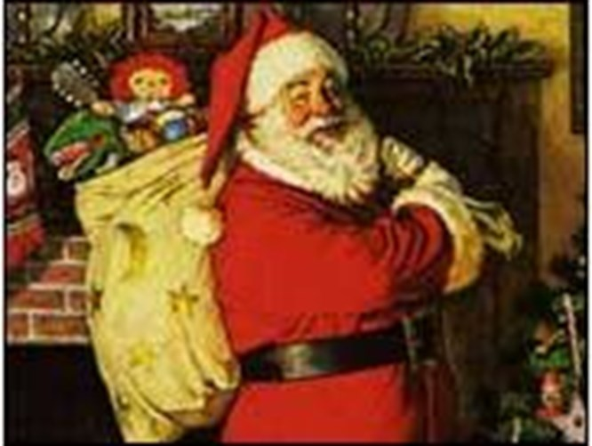 Bilim, Noel Baba'yı 'yeniden yaratacak'